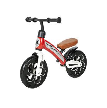 Bicicleta de echilibru, Scout, Red