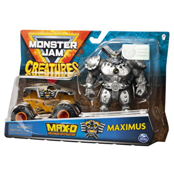 Set Monster Jam - Max D si Maximus