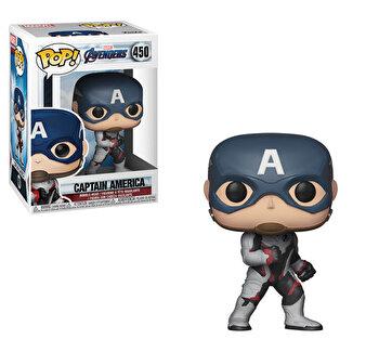 Figurina Funko Pop Marvel Avengers Endgame, Captain America