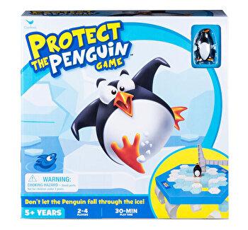 Protejeaza pinguinul, joc distractiv de familie