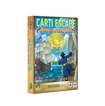 Joc Carti Escape - Insula piratilor