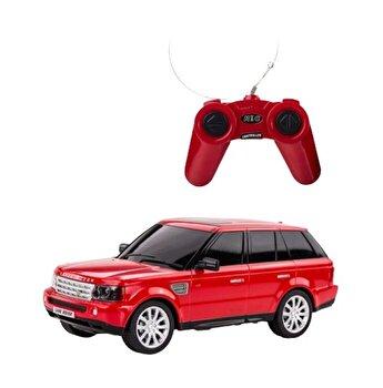 Masina cu telecomanda Range Rover Sport, rosu, scara 1 la 24