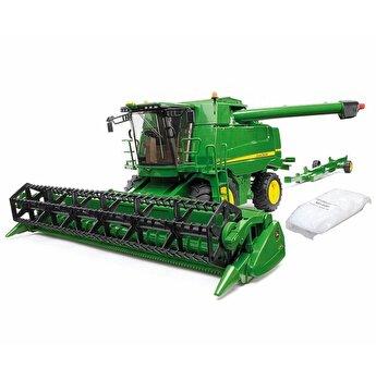 Jucarie Bruder, Agriculture - Combina agricola John Deere T670I