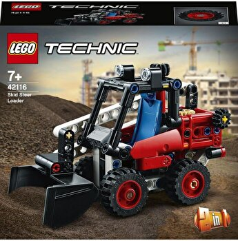 LEGO Technic - Mini incarcator 42116