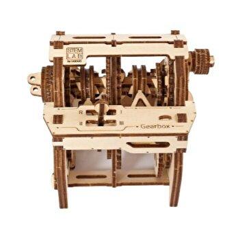 Puzzle Mecanic 3D - Cutia de viteze