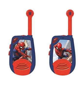 Statii de emisie-receptie, Spider-Man