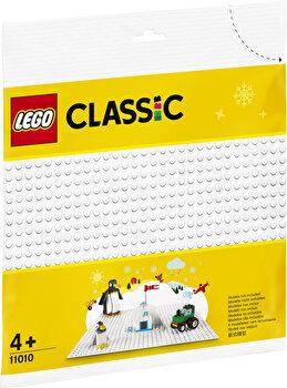 LEGO Classic, Placa de baza alba 11010