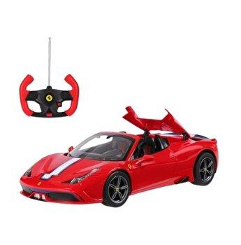 Masina cu telecomanda Ferrari 458 Speciale A, scara 1 la 14