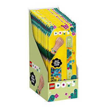 LEGO DOTS - Bratara cactus cool 41922