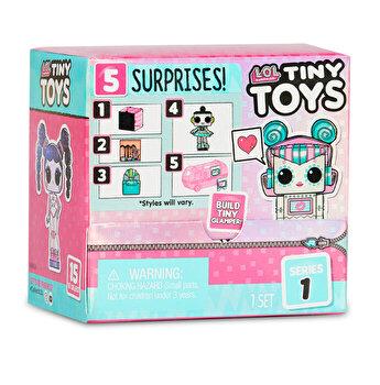 Papusa LOL Tiny Toys Surprise