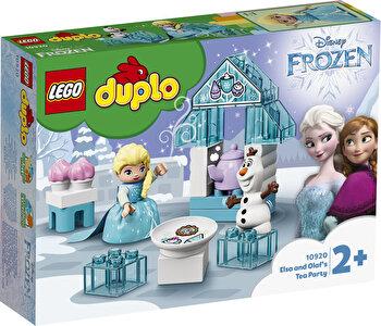 LEGO DUPLO, Elsa si Olaf la Petrecere 10920