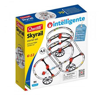 Set Quercetti - Skyrail roller coaster, starter set, 4.5 m