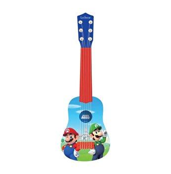 Chitara acustica Super Mario, 53 cm
