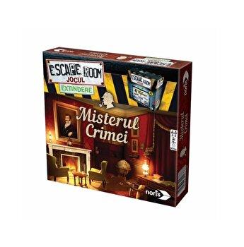 Joc Escape Room, extensie Crima misterioasa