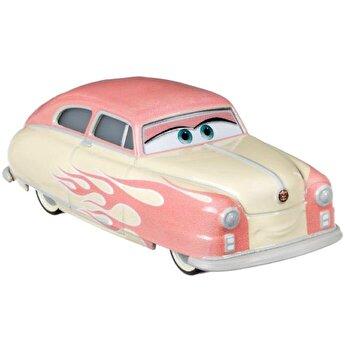 Masinuta metalica Hot Rod Louise Nash Disney Cars Metal