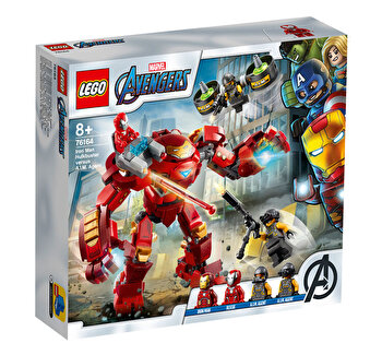 LEGO Super Heroes - Iron Man Hulkbuster contra AIM. Agent 76164