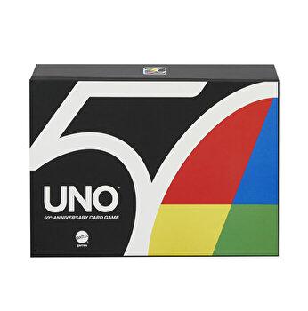 Carti de joc Uno, aniversare 50 ani