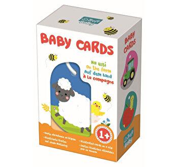 Carduri Bebe, imagini educative