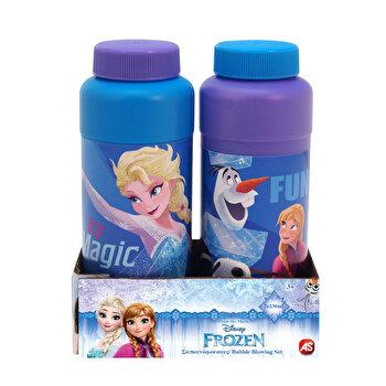 Baloane de sapun, set dublu mare Frozen