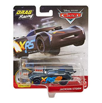 Cars XRS - Masinuta metalica de curse Jackson Storm