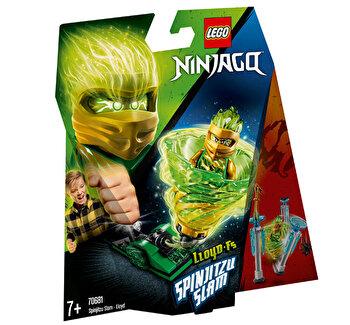 LEGO Ninjago, Slam Spinjitzu - Lloyd 70681