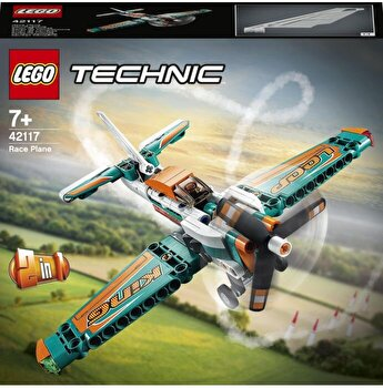 LEGO Technic - Avion de curse 42117