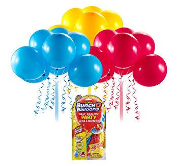 Bunch O Baloons - Set party baloons refill Rosu/Galben/Albastru