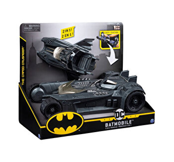 Set Batmobil, masini 2 in 1