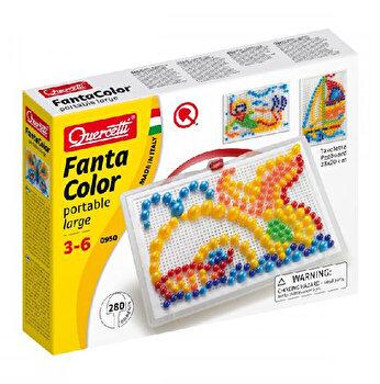 Mozaic Fantacolor portabil mix, 280 piese