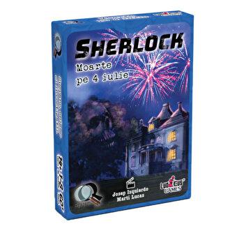 Joc Sherlock - Q2 Moarte pe 4 iulie