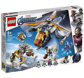 LEGO Super Heroes, Razbunatorii - Hulk doboara elicoptere 76144