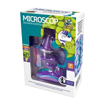 Jucarie Edu Science - Microscop