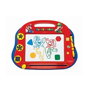 Panou desen magnetic cu accesorii, Super Mario