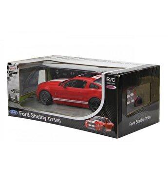 Masina cu telecomanda Ford Shelby GT500 rosu scara 1:14