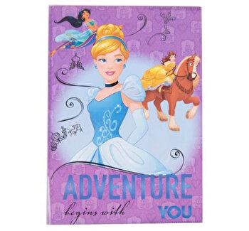 Coperta Caiet A4 Disney Princess poza