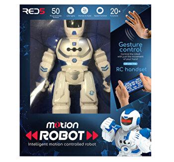 Robot controlabil prin miscarea mainii