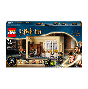 LEGO Harry Potter - Hogwarts: Greseala cu Polipotiunea 76386
