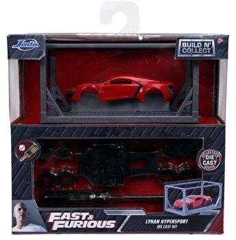 Fast and Furious Asambleaza - Lykan Hypersport, scara 1:55