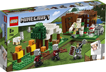 LEGO Minecraft, Pillager Outpost 21159
