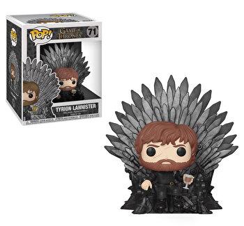 Figurina Funko Pop Games of Thrones, Tyrion pe Tronul de fier