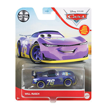 Cars 3 - Masinuta metalica Will Rusch