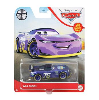 Cars 3 - Masinuta metalica Will Rusch