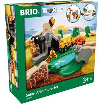 Set Aventura in safari Brio