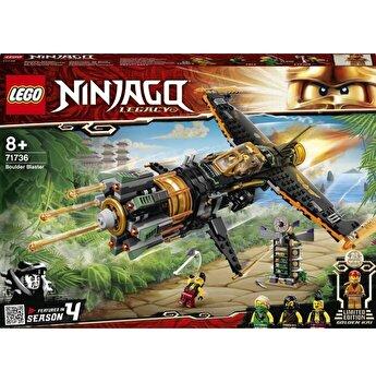 LEGO NINJAGO - Boulder Blaster 71736