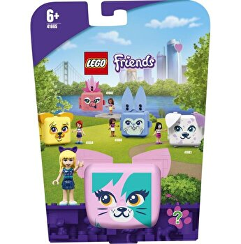LEGO Friends - Cubul pisica al Stephaniei 41665