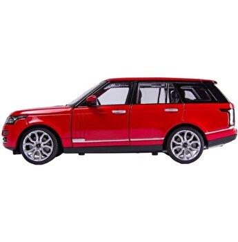 Masinuta metalica Range Rover rosu scara 1:24