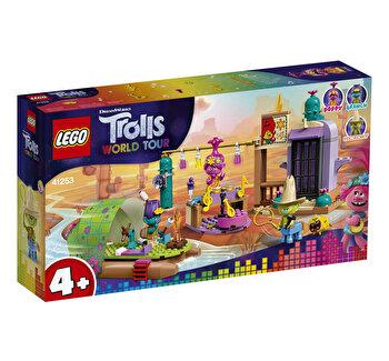 LEGO Trolls, Aventura cu pluta lui Lonesome Flats 41253