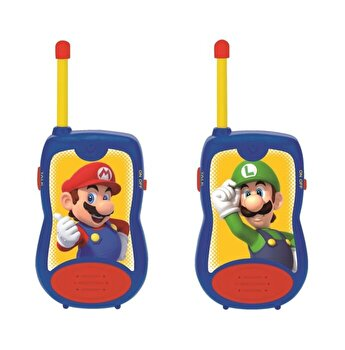 Statii de emisie-receptie, Super Mario, 120 m