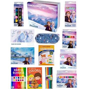 Cutia prescolarului Basic, Frozen