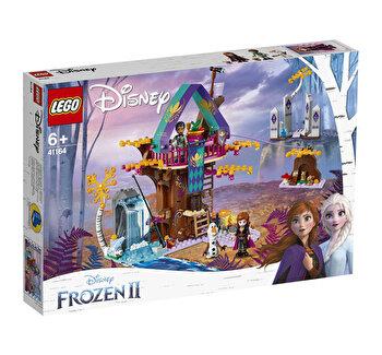 LEGO Disney Frozen II, Casuta fermecata din copac 41164